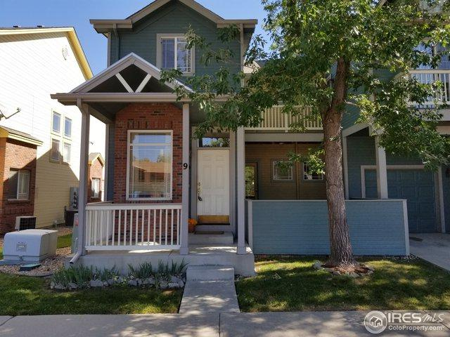 818 S Terry St #9, Longmont, CO 80501 (MLS #863157) :: 8z Real Estate