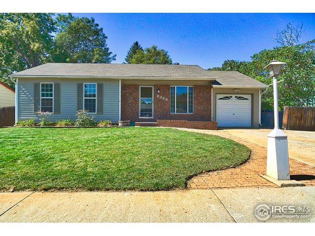 2323 Bowen St, Longmont, CO 80501 (MLS #863166) :: 8z Real Estate