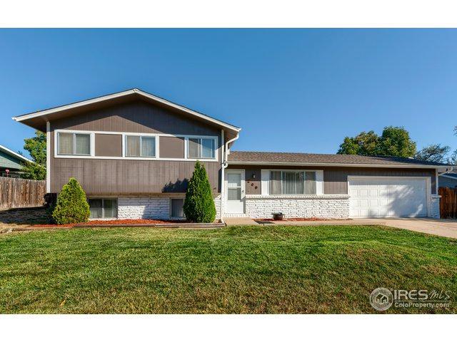 309 W 45th St, Loveland, CO 80538 (MLS #863170) :: 8z Real Estate