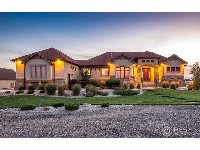 39821 Hilltop Cir, Severance, CO 80610 (MLS #863181) :: 8z Real Estate