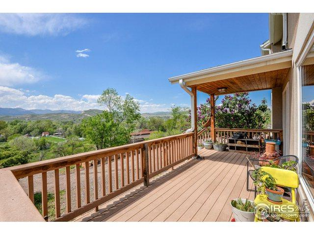 3200 Stoney Ridge Rd, Laporte, CO 80535 (MLS #863193) :: Kittle Real Estate