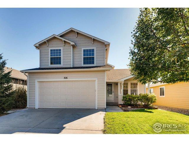 826 Glenwall Dr, Fort Collins, CO 80524 (MLS #863214) :: Colorado Home Finder Realty