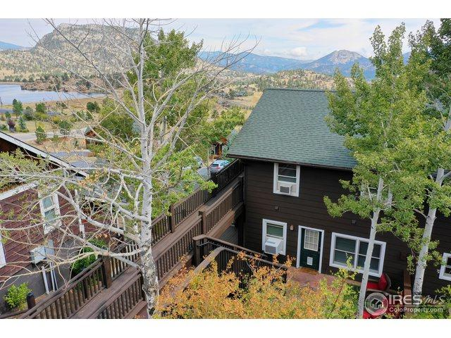 2625 Marys Lake Rd #105, Estes Park, CO 80517 (MLS #863223) :: The Daniels Group at Remax Alliance