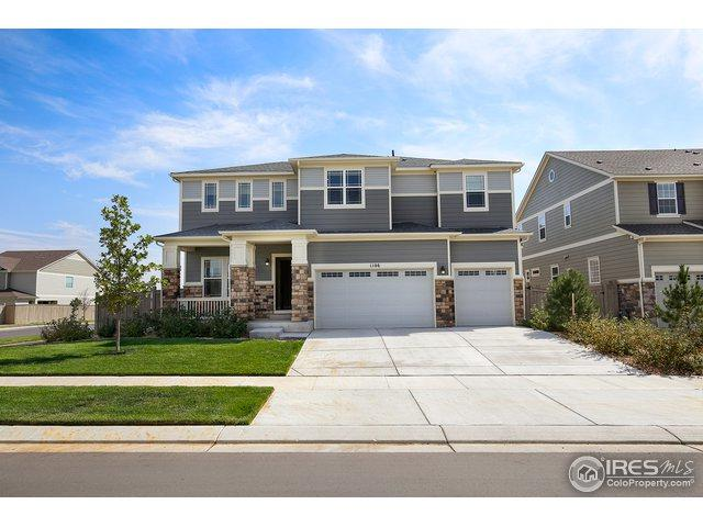 1106 Redbud Cir, Longmont, CO 80503 (MLS #863235) :: Downtown Real Estate Partners