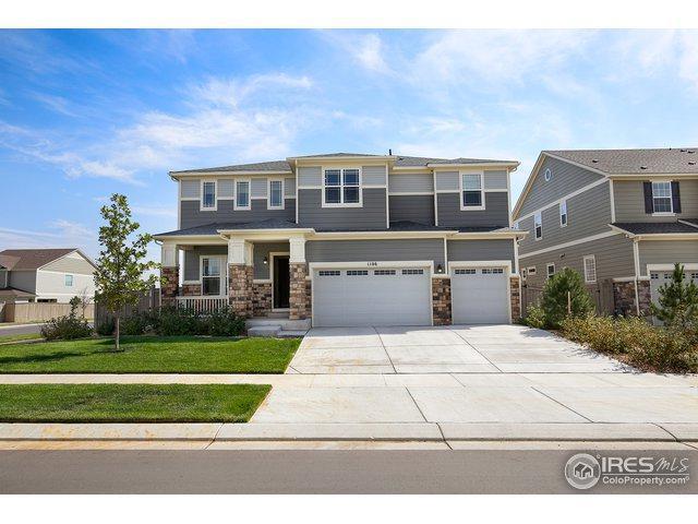 1106 Redbud Cir, Longmont, CO 80503 (MLS #863235) :: Colorado Home Finder Realty