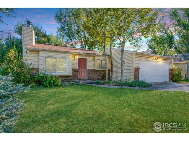 3412 Colony Dr, Fort Collins, CO 80526 (MLS #863249) :: 8z Real Estate