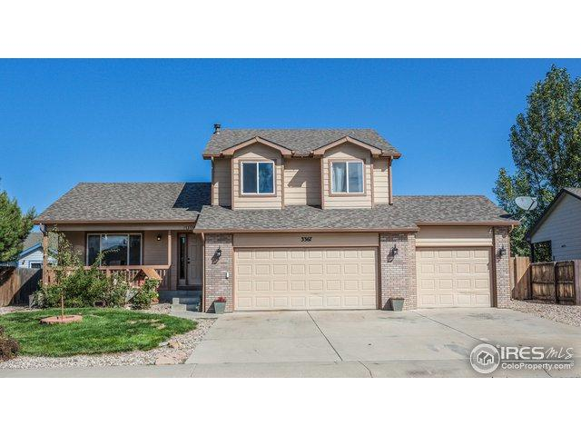 3367 Mammoth Cir, Wellington, CO 80549 (MLS #863275) :: Tracy's Team
