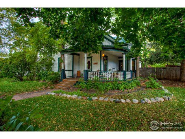 418 Seward St, Lyons, CO 80540 (MLS #863281) :: 8z Real Estate