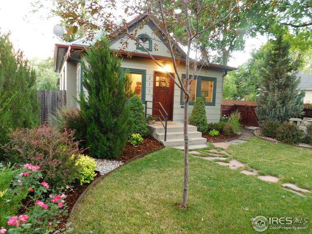 211 E Prospect Rd, Fort Collins, CO 80525 (MLS #863293) :: 8z Real Estate