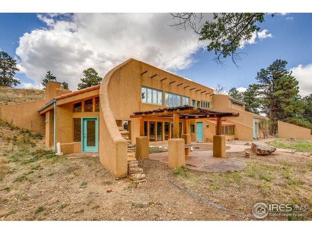 1053 Red Moon Rd, Evergreen, CO 80439 (MLS #863308) :: 8z Real Estate