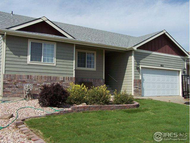 4015 28th Ave, Evans, CO 80620 (MLS #863309) :: Downtown Real Estate Partners