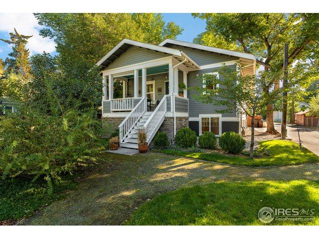 710 Peterson St, Fort Collins, CO 80524 (MLS #863334) :: Downtown Real Estate Partners