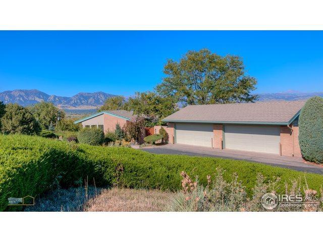 281 Ponderosa Dr, Boulder, CO 80303 (MLS #863353) :: 8z Real Estate