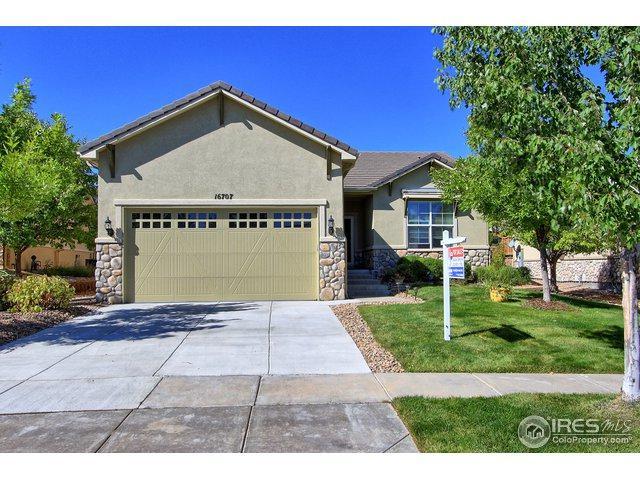 16707 Antero St, Broomfield, CO 80023 (MLS #863371) :: Kittle Real Estate