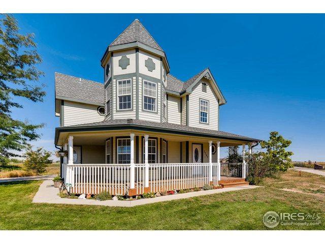 3747 W O St, Greeley, CO 80631 (MLS #863379) :: 8z Real Estate