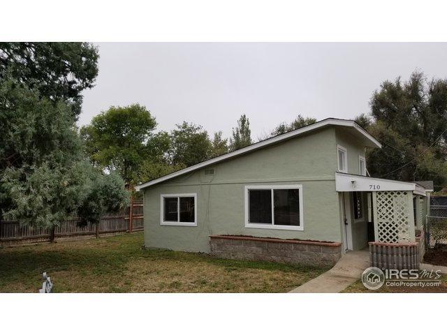 710 40th St, Evans, CO 80620 (MLS #863386) :: 8z Real Estate