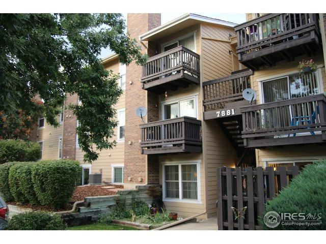 7881 Allison Way #101, Arvada, CO 80005 (MLS #863433) :: The Daniels Group at Remax Alliance