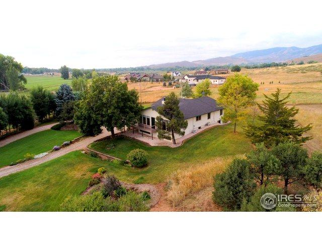 4229 Buckskin Trl, Laporte, CO 80535 (MLS #863532) :: Hub Real Estate