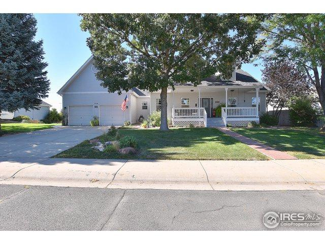 714 Jay Ave, Johnstown, CO 80534 (MLS #863573) :: Downtown Real Estate Partners