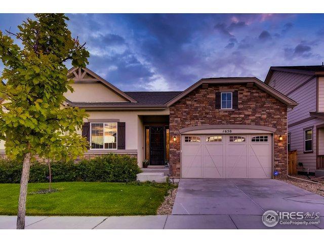1650 Hideaway Ct, Longmont, CO 80503 (MLS #863592) :: 8z Real Estate