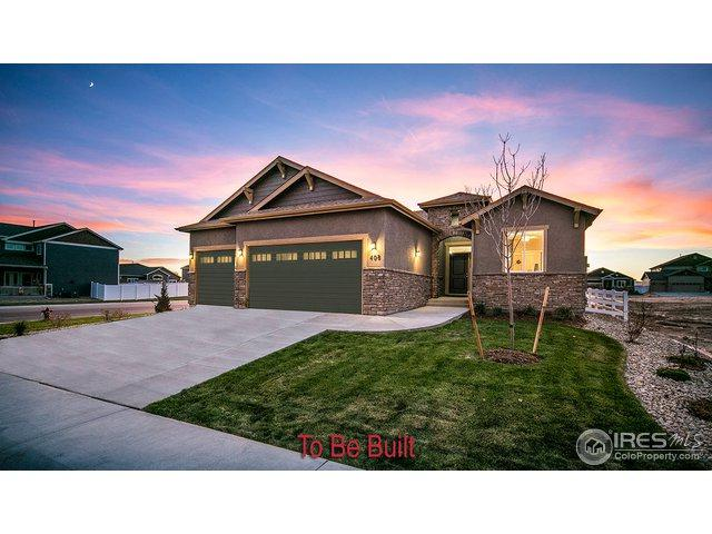 811 Shirttail Peak Dr, Windsor, CO 80550 (MLS #863605) :: Kittle Real Estate