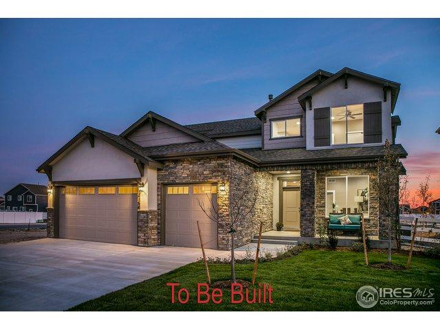 831 Shirttail Peak Dr, Windsor, CO 80550 (MLS #863611) :: Kittle Real Estate
