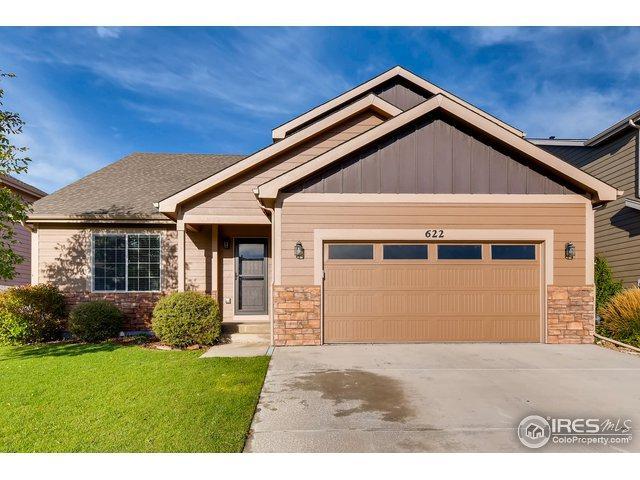 622 Denali Ct, Windsor, CO 80550 (MLS #863618) :: Kittle Real Estate
