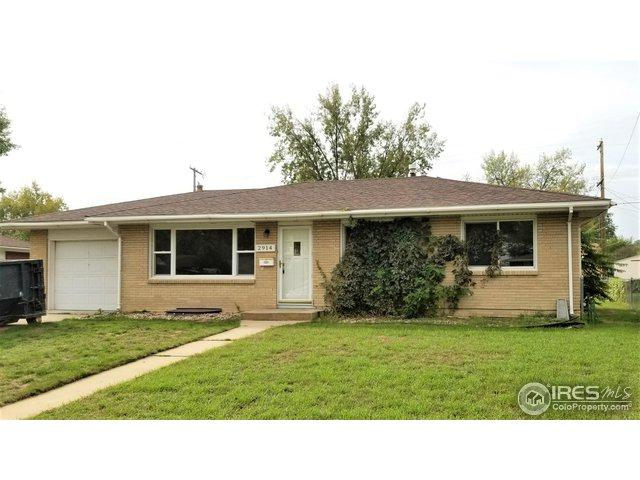 2914 W 11th St Rd, Greeley, CO 80634 (MLS #863643) :: 8z Real Estate
