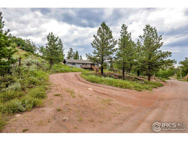 193 Tiny Bob Rd, Red Feather Lakes, CO 80545 (MLS #863655) :: 8z Real Estate