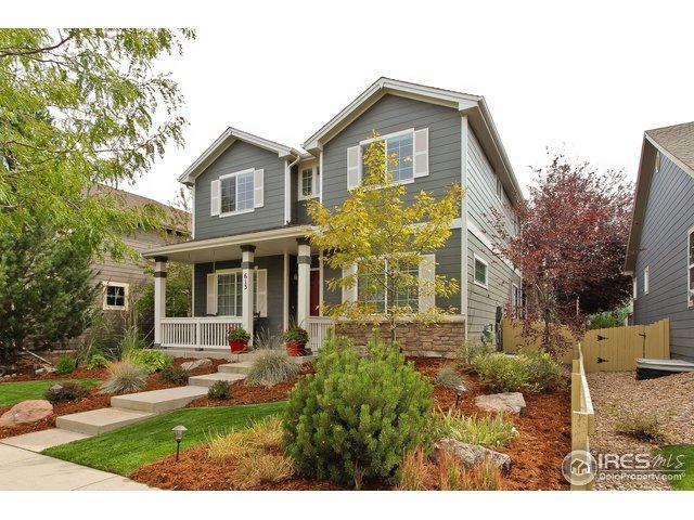 613 Deerwood Dr, Longmont, CO 80504 (MLS #863656) :: 8z Real Estate