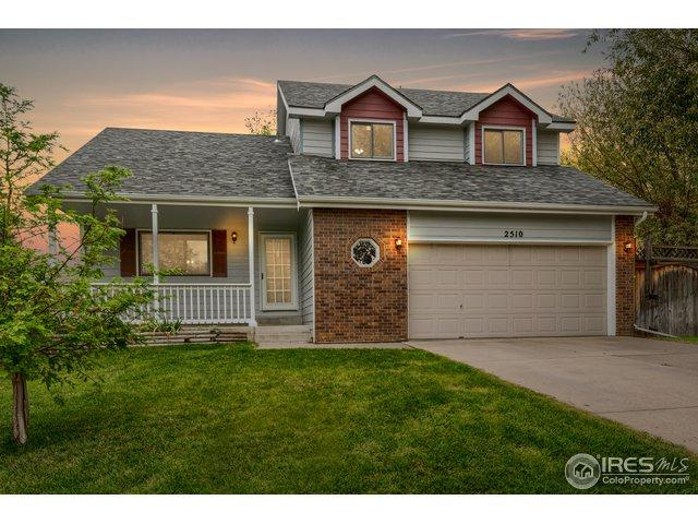 2510 52nd Ave Ct, Greeley, CO 80634 (MLS #863685) :: 8z Real Estate