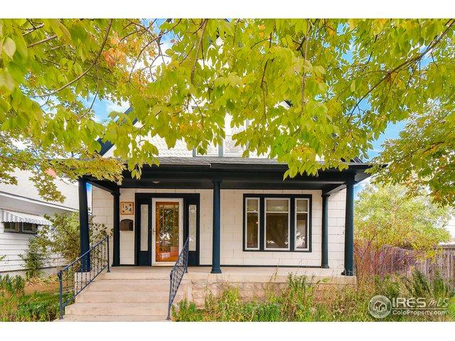 154 S Park Ave, Fort Lupton, CO 80621 (MLS #863690) :: 8z Real Estate