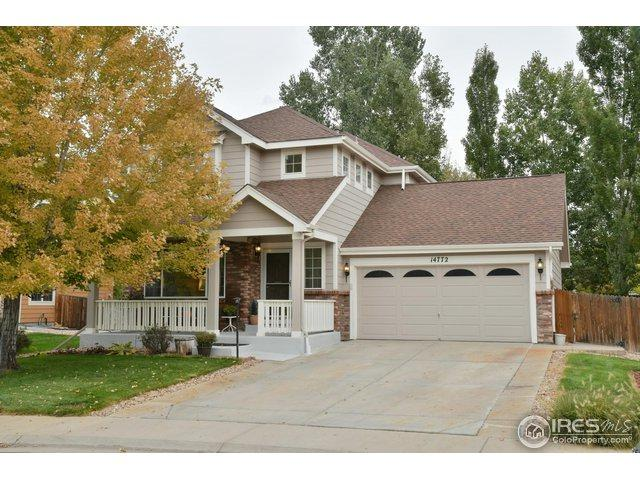 14772 High St, Thornton, CO 80602 (MLS #863724) :: Kittle Real Estate