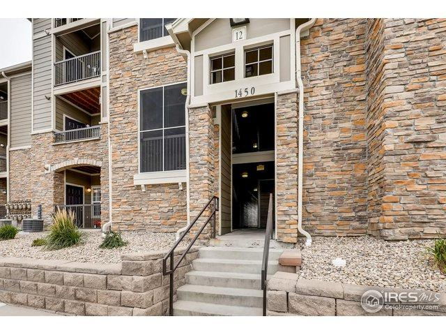 1450 Blue Sky Way #105, Erie, CO 80516 (MLS #863739) :: The Lamperes Team