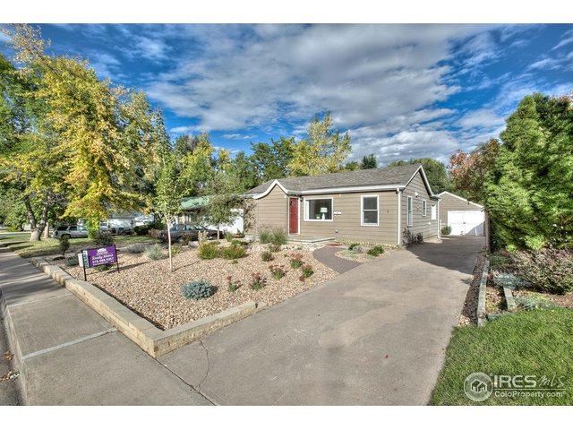 420 West St, Fort Collins, CO 80521 (MLS #863741) :: Downtown Real Estate Partners