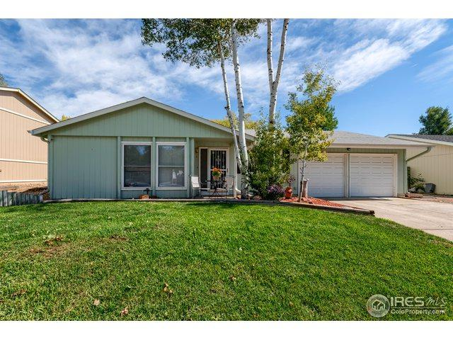 2330 Firstview Dr, Loveland, CO 80538 (MLS #863798) :: Kittle Real Estate