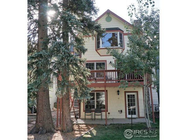2222 66 Hwy #15, Estes Park, CO 80517 (MLS #863800) :: The Daniels Group at Remax Alliance