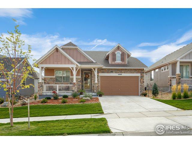 16968 W 86th Ave, Arvada, CO 80007 (MLS #863815) :: 8z Real Estate