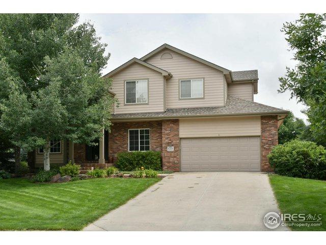 8339 Louden Cir, Windsor, CO 80528 (MLS #863816) :: 8z Real Estate