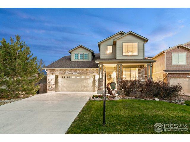 2356 Dogwood Dr, Erie, CO 80516 (MLS #863821) :: Downtown Real Estate Partners