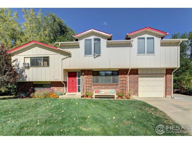 1017 Vivian Cir, Boulder, CO 80303 (#863845) :: The Griffith Home Team