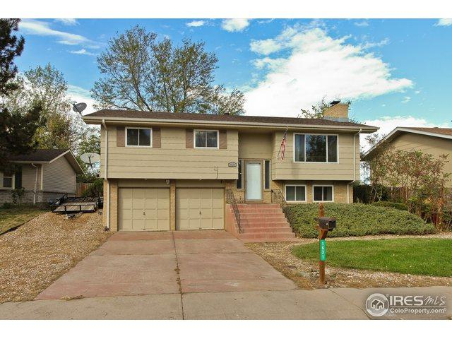 1631 29th Ave Ct, Greeley, CO 80634 (MLS #863873) :: 8z Real Estate