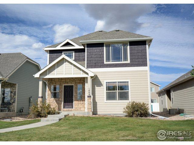 1408 Glacier Ave, Berthoud, CO 80513 (MLS #863902) :: The Daniels Group at Remax Alliance