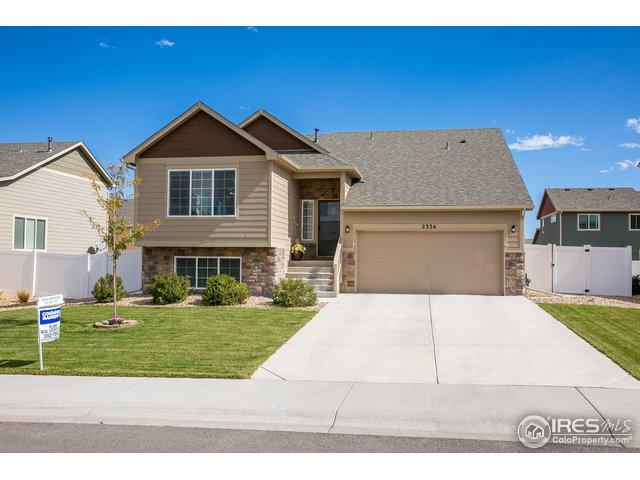 2334 75th Ave, Greeley, CO 80634 (MLS #863903) :: 8z Real Estate