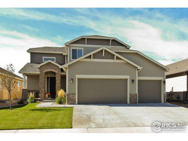 608 Vermilion Peak Dr, Windsor, CO 80550 (MLS #863910) :: Kittle Real Estate