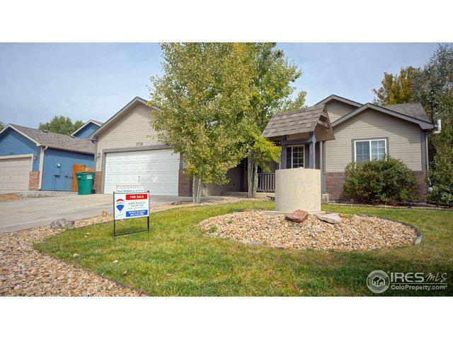 3736 Homestead Dr, Mead, CO 80542 (MLS #863911) :: Kittle Real Estate