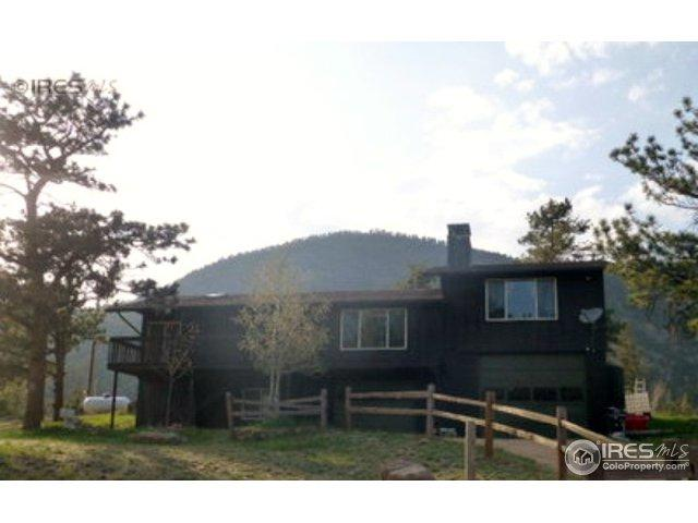 191 Wichita Rd, Lyons, CO 80540 (MLS #863923) :: Kittle Real Estate