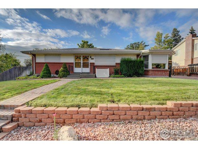 10944 W Exposition Pl, Lakewood, CO 80226 (#863951) :: My Home Team