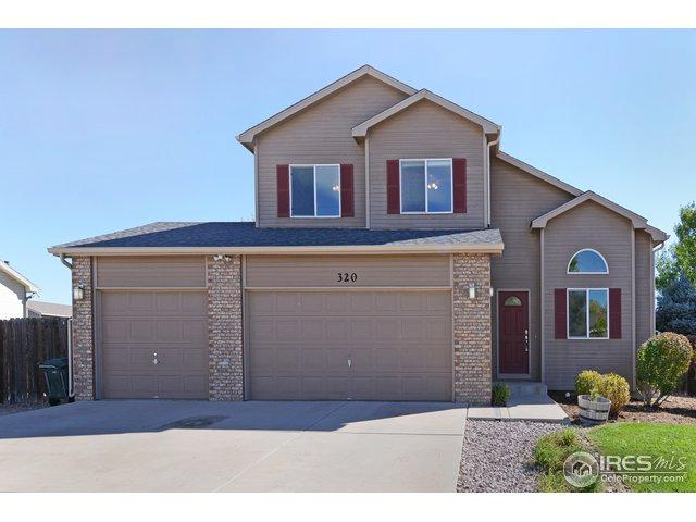 320 N 46th Ave, Greeley, CO 80634 (MLS #863969) :: 8z Real Estate