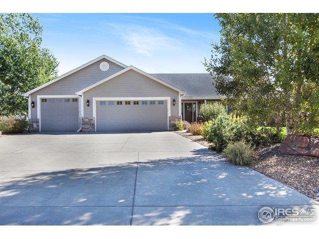 1424 Red Fox Cir, Severance, CO 80550 (MLS #863984) :: 8z Real Estate